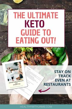 Eating Out Keto Friendly and Gluten Free - Healthy with Jamie Weight Loss Drinks, Weight Loss Smoothies, Gluten Free Restaurants, Low Carb Breakfast, Breakfast Ideas, Breakfast Recipes, Dinner Recipes, Keto Friendly Desserts, Gluten Free Diet