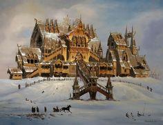 Познакомтесь с работами молодого художника Александра Угланова