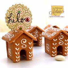Marque-place pour déco de table de Noël Création : www.lafabriquedemeline.com