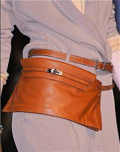 Hermes fabulous hip bag.