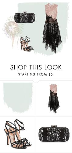 """""""Outfit # 4347"""" by miriam83 ❤ liked on Polyvore featuring Blumarine, RED Valentino and VBH"""