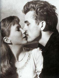 East of Eden (Elia Kazan, 1955)    Oh, how I like them... and I LOOOOOVE him!! <3 u Jimmy!!!