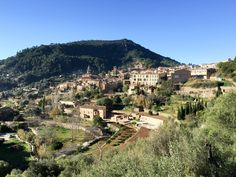 Winter in Mallorca | Valldemossa, mountain village along the west coast of Mallorca