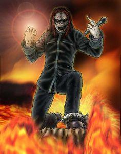 Slipknot todo lo que se metal