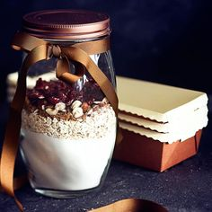 Christmas Bread, Food Gifts, Little Gifts, Panna Cotta, Diy And Crafts, Rolls, Pudding, Baking, Tableware