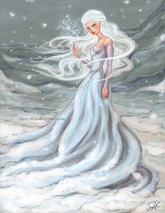 *ELSA ~ Frozen, 2013