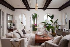 Living Room - Manly - Mediterranean - Living Room - sydney - by Salt Interiors