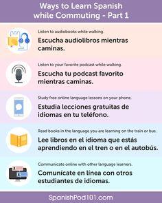 Spanish Phrases, French Phrases, Spanish Vocabulary, Spanish Language Learning, Language Lessons, How To Speak Spanish, French Lessons, Spanish Lessons, Spanish Class