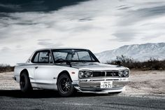 My future car 1969 skyline gt-r ...the car I drive around in my dreams :)