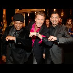 2012 MTV EMA Backstage Shots