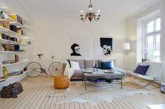 Трехкомнатная квартира в Гетеборге, Швеция