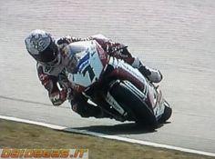 Carlos Checa drift SBK