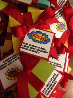 Post it Teacher Appreciation Week Super Hero Superhero School Theme, Superhero Teacher, School Themes, Superhero Classroom, Superhero Party, Volunteer Appreciation, Teacher Appreciation Week, Teacher Gifts, Gag Gifts