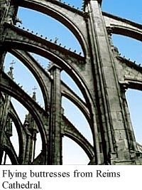 Flying Buttress On Pinterest Flying Buttress Cathedrals And Gothic