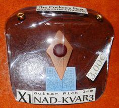 Blister NAD-KVAR3 The Cuckoo's Nest Picks El Nido Del Cuco Púas By eXiMienTa