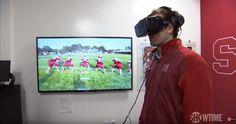 How VR is helping train NFL quarterbacks Carson Palmer and Jameis Winston