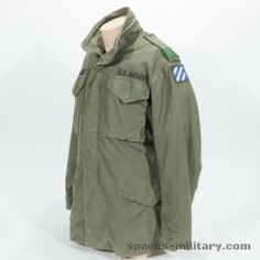 421739c14044 M65 Field Jacket OG-107 Size  Medium-Regular Field Jackets