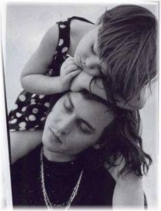 Johnny Depp - el álbum del Club de Fans