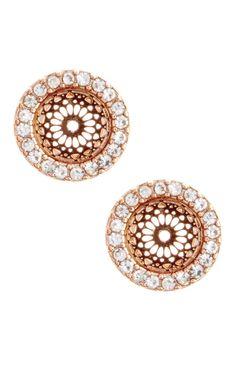 Primark - Pink Diamante Stud Earrings Casablanca, Primark, Stud Earrings, Film, Amazing, Fashion, Movie, Moda, Film Stock