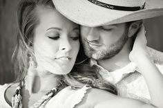 Country Couple # Love # Sweet # Country Cuties # Wedding Announcement Ideas # Photography Ideas #Hugs #Kisses
