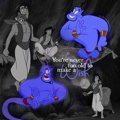 Aladdin Quotes, Disney Movie Quotes, Aladdin Party, Aladdin 1992, Disney And Dreamworks, Disney Pixar, Princess Jasmine, Disney Princess, Kitchen Chalkboard