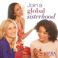 More than 600,000 women around the world have built a beautiful business with JAFRA!  Ask me how to become one of them, or visit http://jafra.me/3d67. http://jafra.me/3d68