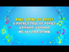 Ring-A-Ring-O-Roses Sing-A-Long - YouTube