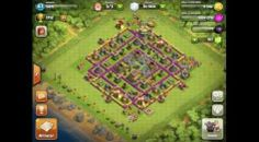 Clash Of Clans Town Hall 8 Base Defense and Strategy - YouTube · Download Picture