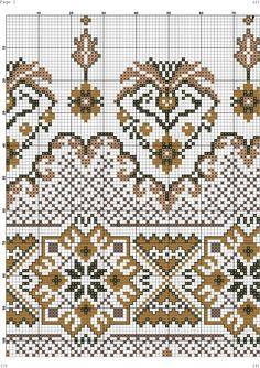 Community wall photos – 45,023 photos | VK Cross Stitch Borders, Cross Stitch Designs, Cross Stitch Patterns, No Name, Cross Stitch Embroidery, Fiber Art, Needlepoint, Bohemian Rug, Diy And Crafts