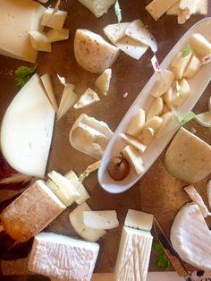 Tagliere di formaggi a latte crudo!