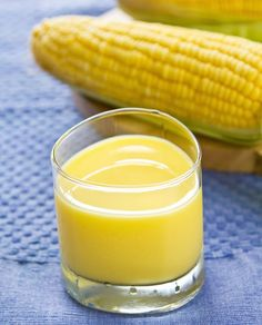 Have You Tried Corn Juice? You Should!