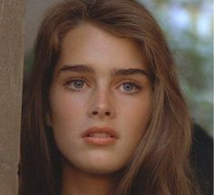 Brooke Shields..... such special beauty ...