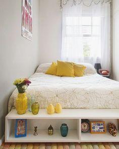 Bom dia de outono! #decorhome #decoracao #bedroom // via @historiasdecasa
