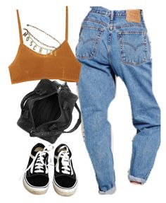A fashion look from April 2017 featuring RVCA, vans shoes and alexander wang bag. Browse and shop related looks. Grunge Outfits, Swag Outfits, Retro Outfits, Trendy Outfits, Vintage Outfits, Summer Outfits, Winter Outfits, Fashion Mode, Look Fashion