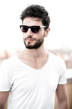 Fine 45 Cool Short And Full Beard Styles For Men Beard Styles For Men Short Hairstyles Gunalazisus