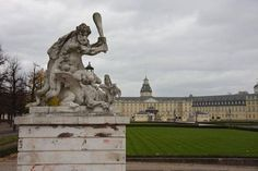 I lived in Karlsruhe for 4 years and I loved it so much! Life is peaceful and germans are very kind! Pictures & Article by James Martin. Travel Memories, Black Forest, Statue Of Liberty, Belgium, Palace, Image Search, Places To Go, Germany, Clouds