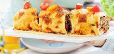 Muheva jauhelihapannarirulla on koko perheen suosikkiruoka!