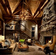 What a cozy room :)