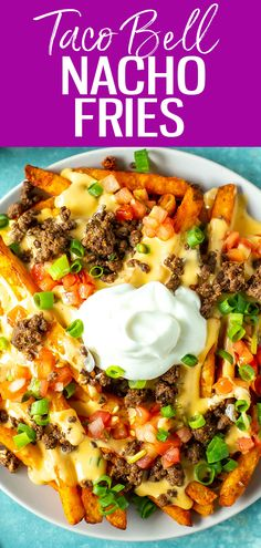 Taco Bell Recipes, Mexican Food Recipes, Taco Bell Nacho Cheese Sauce Recipe, Taco Bell Sauce, Nacho Recipes, Supper Recipes, Side Recipes, Appetizer Recipes, Appetizers