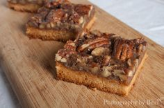 GF Vegan Pecan Pie Bars-2
