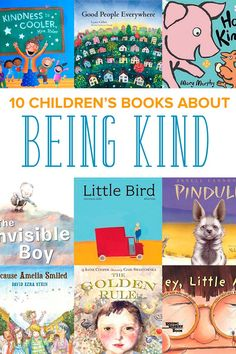 How to Write a Children's Book and GetChildren's Books on Kindness: Helping Kids Be Kind to Others Every parent wants to raise kind children. Start the discussion of what it means to treat others with with these 10 children's books about being kind. Preschool Books, Book Activities, Religion Activities, Kindness Activities, Sequencing Activities, Kids Reading, Teaching Reading, Reading Books, Reading Lists