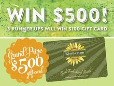 How to Win $500 Worth of Top-Quality, Local Groceries