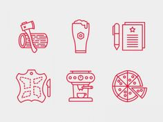 Icons and Logos by Tim Boelaars