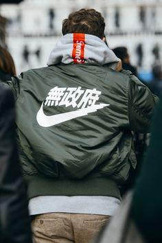 Stay Fresh - Supreme Style + Nike
