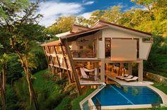 Residencia Barlett  SARCO ARQUITECTOS Costa Rica Peninsula Papagayo 01