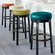 Elevate your home decor with comfortable and durable bar stools from Frontgate. Find high-quality, stylish kitchen counter stools and bar chairs online. Eames Chairs, Bar Chairs, Upholstered Chairs, Ikea Chairs, Room Chairs, Dining Chairs, Restaurant Bar, Restaurant Tables And Chairs, Kitchen Counter Stools