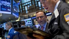 Nasdaq back in black for 2015; Dow up nearly 400 pts - CBS News