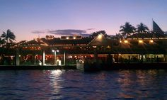 15th Street Fisheries Waterfront Restaurant in Fort Lauderdale, Florida