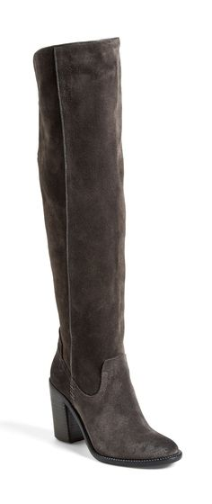 These suede Dolce Vita over-the-knee boots are going to be a daily fall staple.