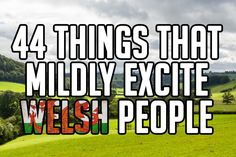 44 Things That Mildly Excite All Welsh People - There's nothing more exciting that Derek predicting a sunny weekend. Welsh Sayings, Welsh Words, Wales Uk, South Wales, Welsh Tattoo, Swansea Bay, Welsh Language, Welsh Castles, Visit Wales